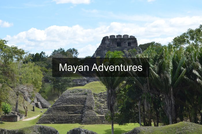 The Mayan Adventures