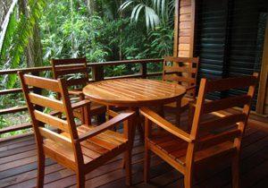 Garden Cabana Patio